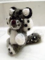 Cute Snow Leopard by StCoraline