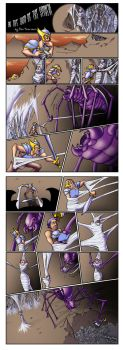 In The Lair of the Spider by DovSherman