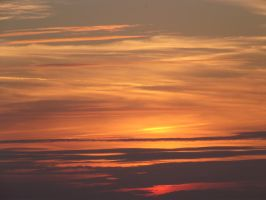 Sunset Sky 1 by Adagem