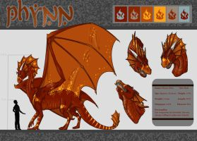 Phynn Reference Sheet by GuardianDragon1