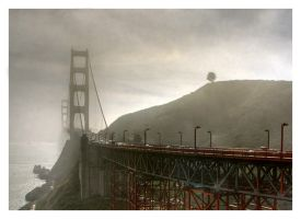 Golden gate revisited by austinboothphoto