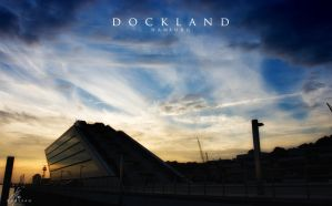 dockland sunset by Feryzal