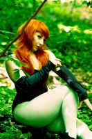 Poison Ivy by AshBimages