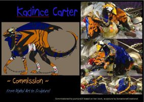 Kadince Carter- Commission by SonsationalCreations