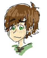 Here's a Hiccup by sailor663
