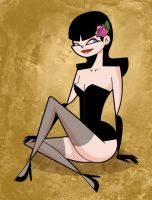 bettie color by kungfumonkey