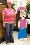 Family Guy: Meg's Look-Alike by DudeISoDumb