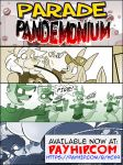 Parade Pandemonium Is Now Available! by GreyOfPTA