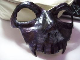 Skull Mask by BlingKnyx