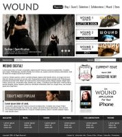 Wound Magazine by gr8najam