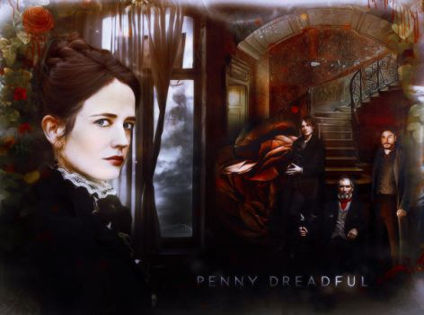 penny dreadful-dark soul by Black-Swan-7