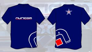 WipEout HD Auricom t-shirt by ollite20