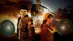 SHENMUE II TRIBUTE. by Esppiral