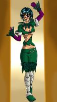 Soul Calibur: Tira by kaeveris