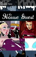 (paycomic) the House Guest by blackshirtboy