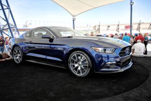 The new 2015 Ford Mustang by Rawe01cobra