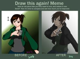 Meme: Before and After by wongsy49