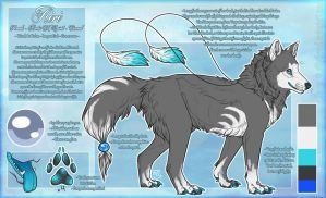 .: Airi Official Sheet Ref 2014 :. by SillyTheWolf
