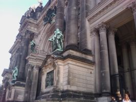 Berliner Dom more view by purpLesBLACK
