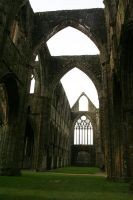 Tintern Abbey 26 - Stock by OghamMoon