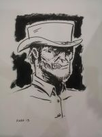 FanExpo Jonah Hex by AndrewKwan