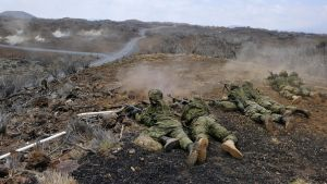 CAF  PPCLI live-fire assault RIMPAC by PanzerBob