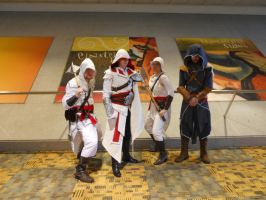 Otakon 2011: Assassin's Creed by LusheetaLaputa