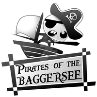 Logo Pirates of the Baggersee by Hairac