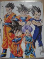 We love DBZ! by Sheenism
