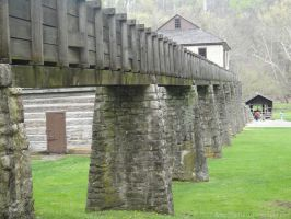 The Icon of Spring Mill State Park by SnapShot120
