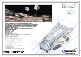 CONCEPT ART MR-374V by D3iv