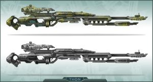 THON Weapon 5 by JustMick