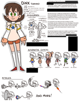 Dinx Informational Reference - No Spoiler Version! by The-Knick