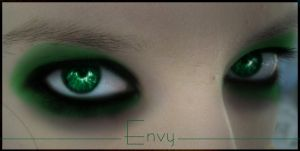 Seven Deadly Sins - Envy by ThE-TarNIshEd