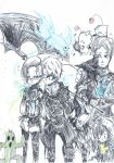 A Realm Reborn First Anniversary!! by TheFunKeyWays