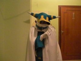 me cosplaying as magolor by shadowthehedgehogzx