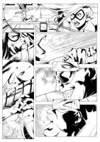 Ms. Marvel / Spider-Woman - Page 02 by Moy-R