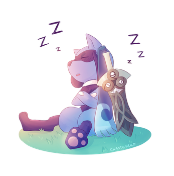 Don't forget to rest by chaoticshero