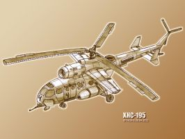 XHC-195 by TheXHS