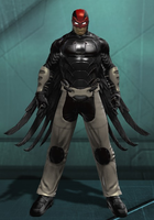 Blackwing (DC Universe Online) by Macgyver75