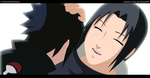 Sasuke and Itachi by Itachis999
