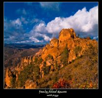 Pinnacles by morbid-picasso