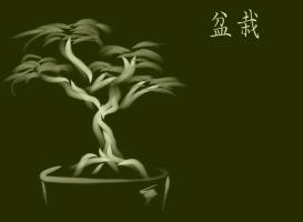 Ethereal Bonsai by ARTificialphanTOM
