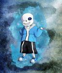 Sans the skeleton by GreekStyle