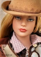 """Cowgirl"" Sydney by mary-vassilieva"