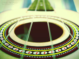 .Between The Strings. by one-mind