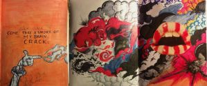 First 3 pages of my blackbook by ROTTEN-88