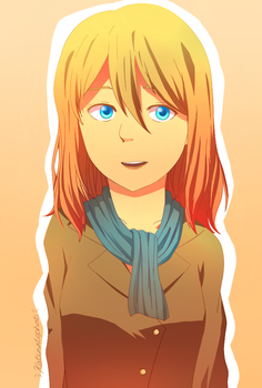 Christa by KatInATopHat