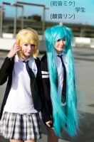 Take my hand- Hatsune Kagamine by ECOC