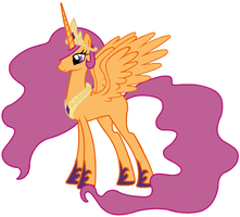 Queen Scootaloo by Beavernator
